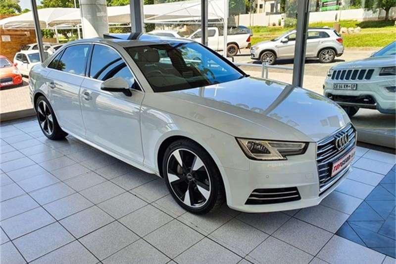 Audi A4 2.0TDI Sport 2018