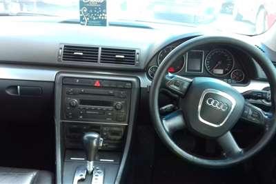 Audi A4 2.0TDI Sport line 2005