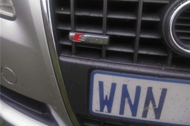 Audi A4 2.0TDI Sport line 2007