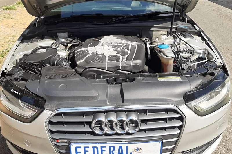 2013 Audi A4 A4 2.0TDI Sport line