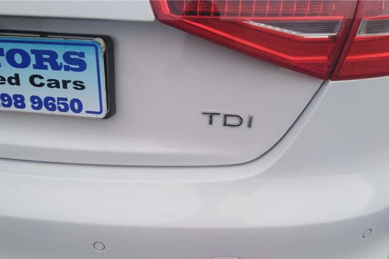 Audi A4 2.0TDI Sport line 2014