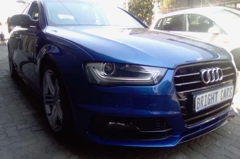 Audi A4 2.0TDI Sport line 2015
