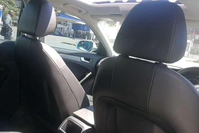 2015 Audi A4 A4 2.0TDI Sport line