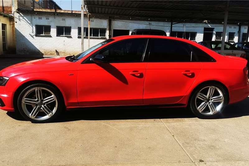 Used 2016 Audi A4 2.0TDI Sport line