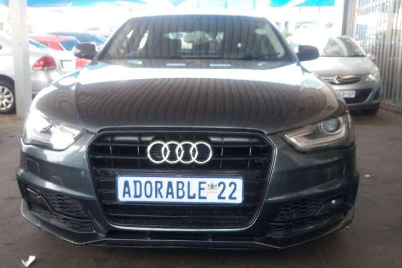 Audi A4 2.0TDI Sport line auto 2015