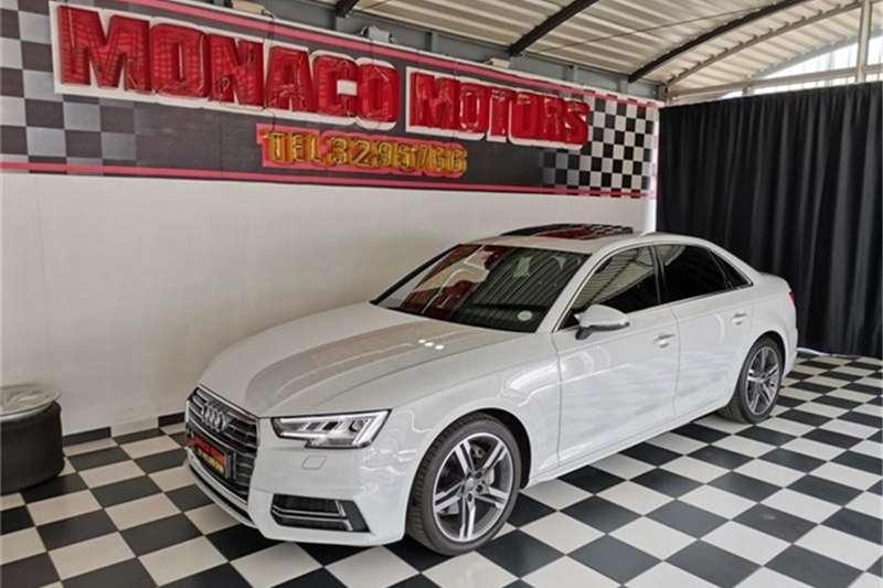 Audi A4 2.0TDI Sport S Line Sports 2017