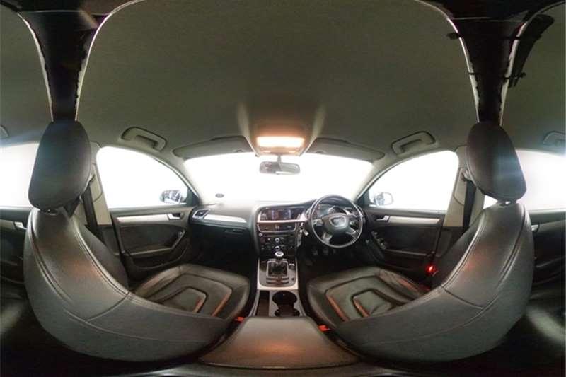 2012 Audi A4 A4 2.0TDIe S