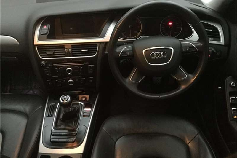 Audi A4 2.0TDIe S 2014