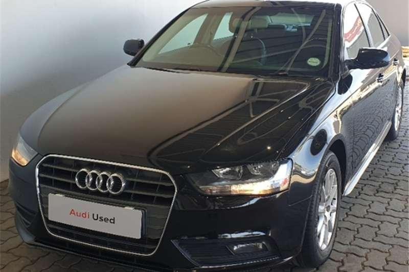 Audi A4 2.0TDIe S 2015