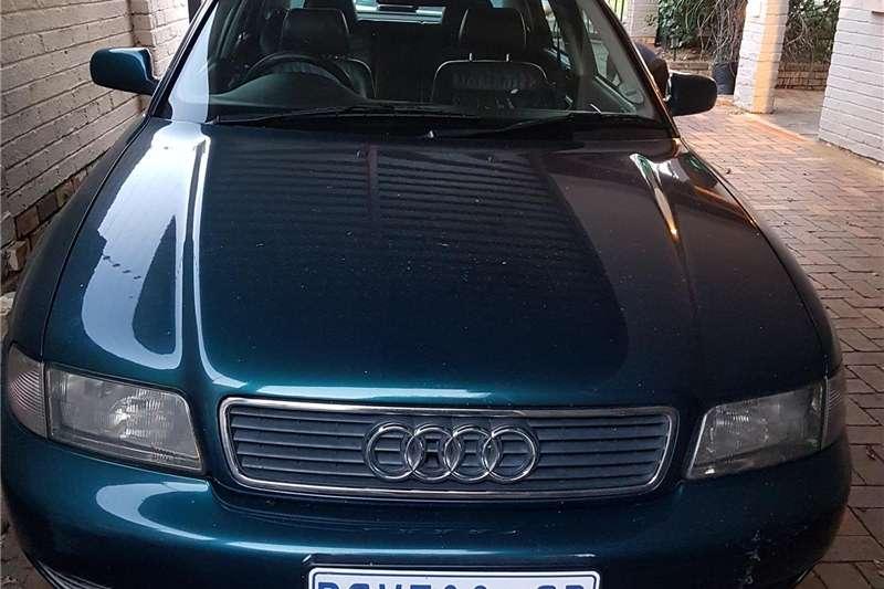 Audi A4 2.0TFSI 1997