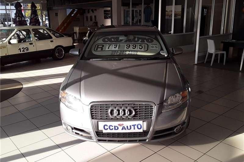 Audi A4 2.0TFSI 2005