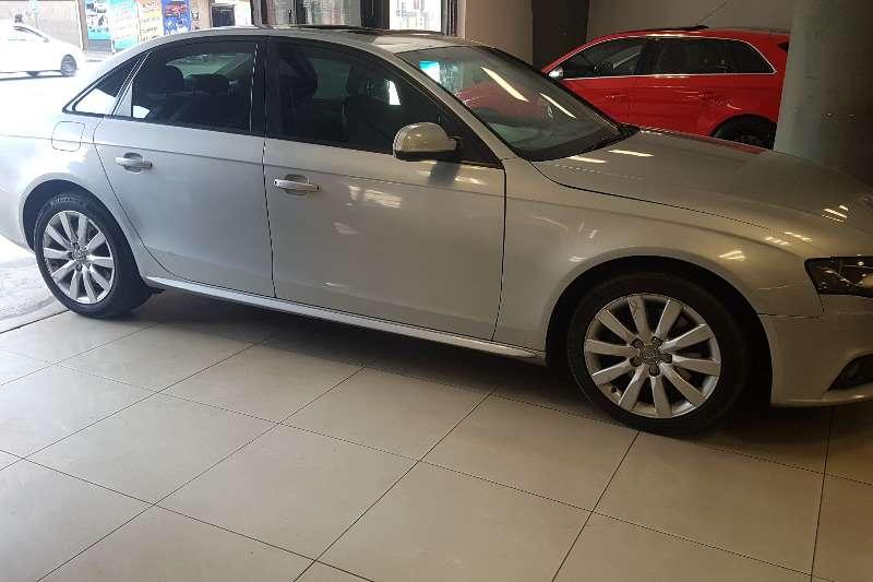 Audi A4 2.0TFSI 2013