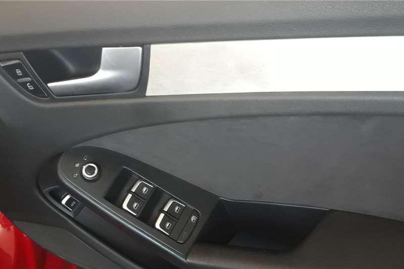 2013 Audi A4 A4 2.0TFSI