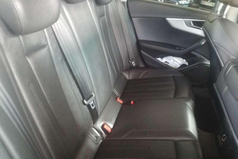 Audi A4 2.0TFSI 2014