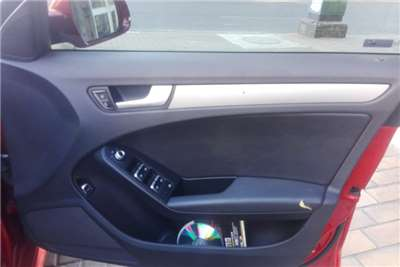 Audi A4 2.0TFSI 2015