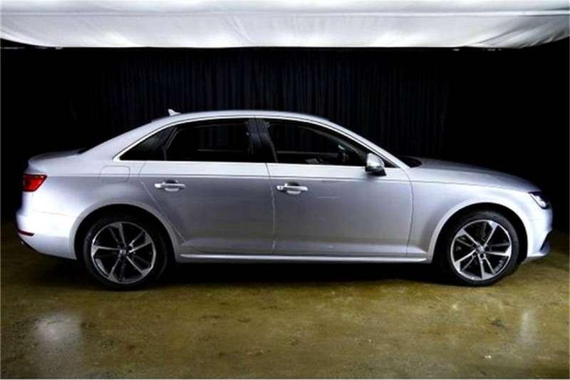 Audi A4 2.0TFSI 2017
