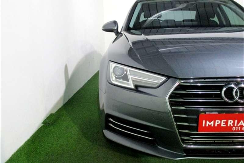 Audi A4 2.0TFSI Design line 2016