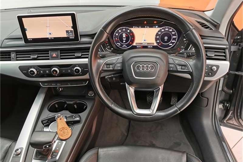 2016 Audi A4 A4 2.0TFSI Design line