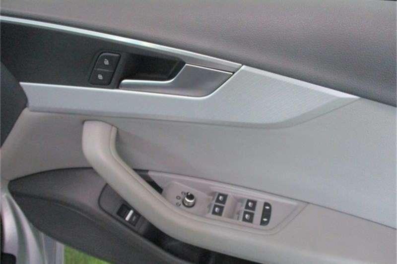 Audi A4 2.0TFSI Design line 2017