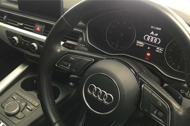 Audi A4 2.0TFSI sport 2016
