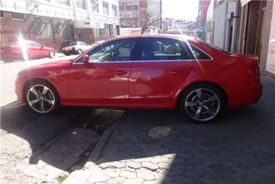 Audi A4 2.0TFSI Sport line 2014