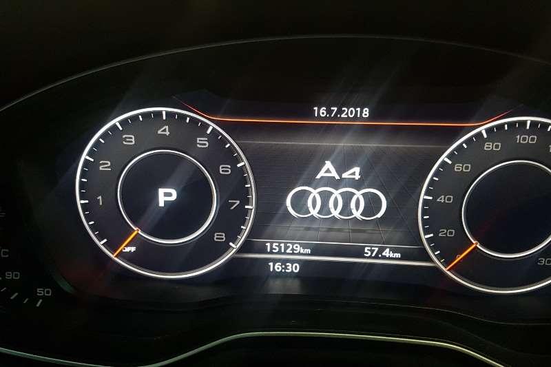 Audi A4 2.0TFSI Sport line 2016