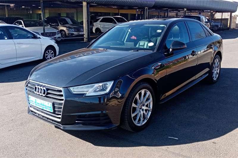 Used 2016 Audi A4 2.0TFSI Sport line
