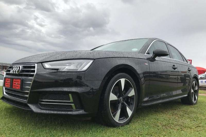 Audi A4 2.0TFSI Sport line 2017
