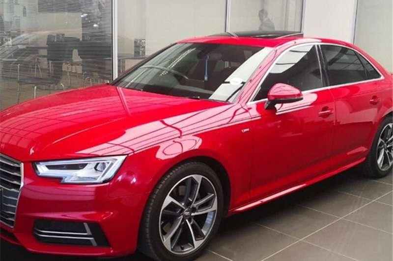 Audi A4 2.0TFSI Sport line 2018