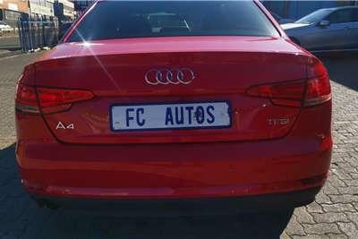 Used 2018 Audi A4 2.0TFSI Sport line