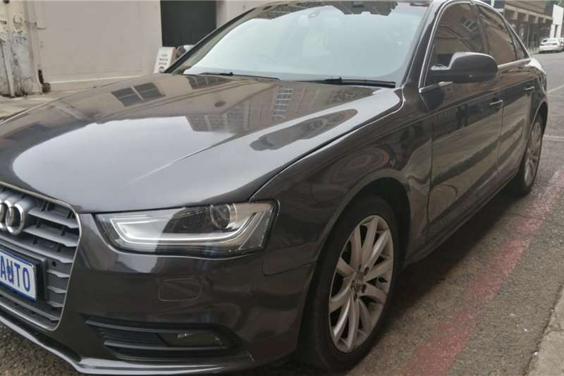 Audi A4 2.O 2013