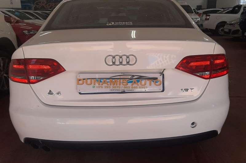 Used 2008 Audi A4