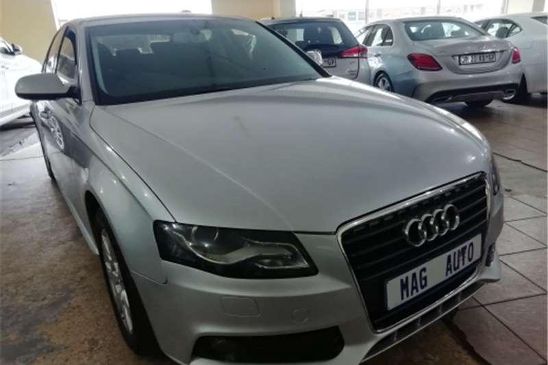 Used 2012 Audi A4