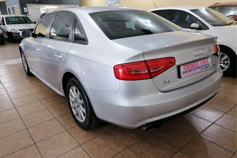 Used 2013 Audi A4