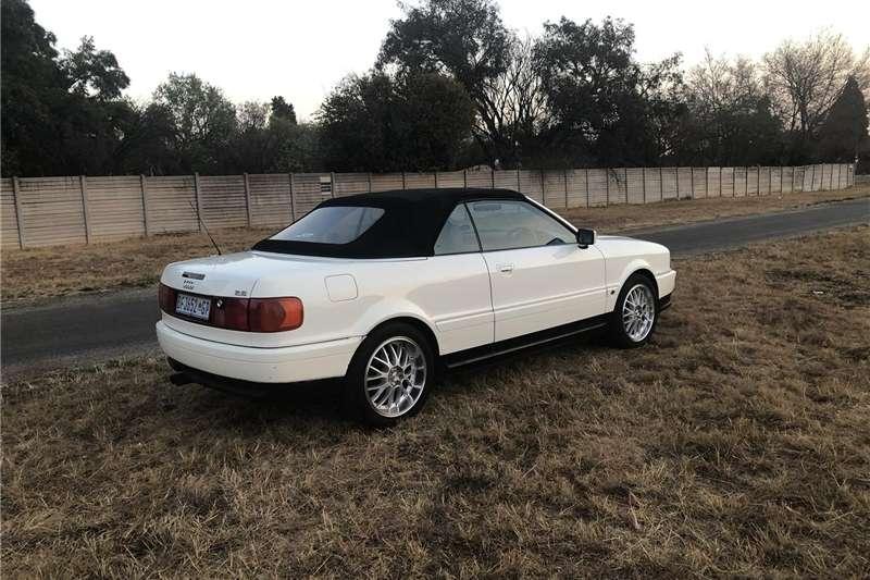 Audi A4 3.0 cabriolet 1997