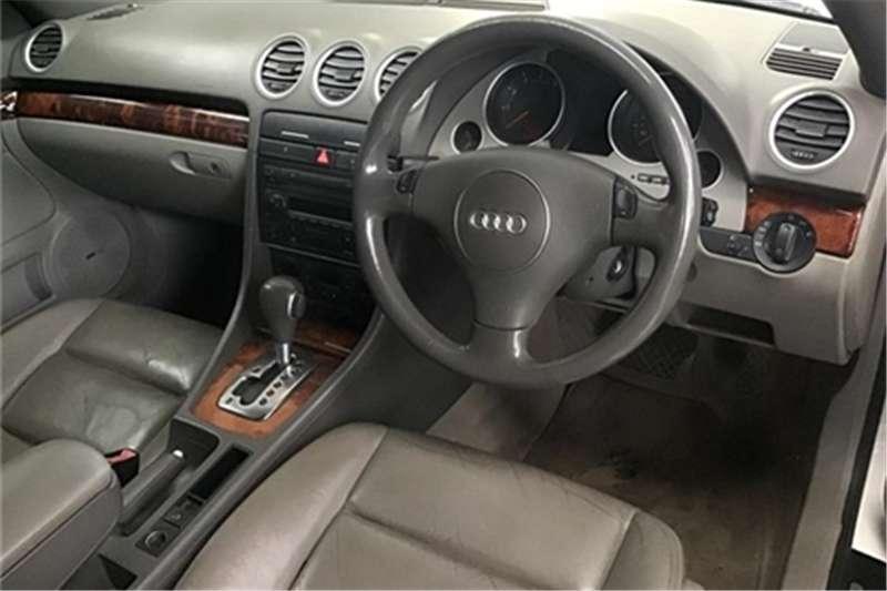 Audi A4 3.0 cabriolet Multitronic 2006
