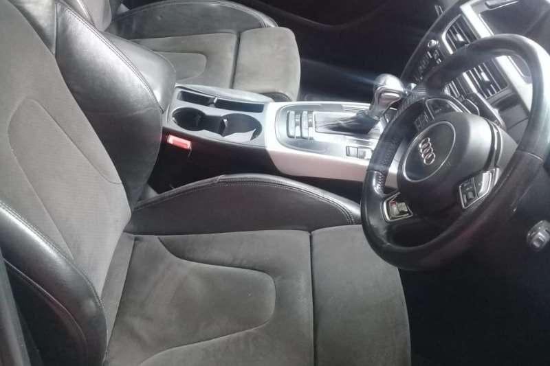 Audi A4 3.0TDI Avant quattro tiptronic 2013