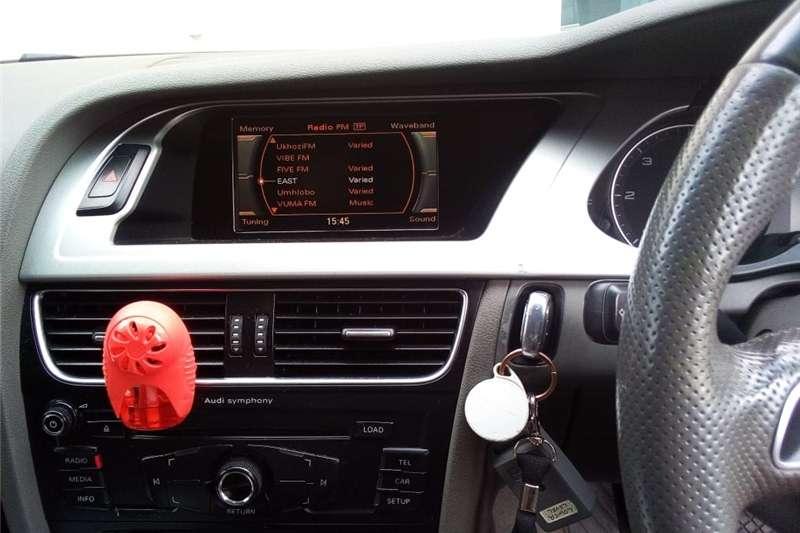 Audi A4 3.0TDI quattro 2008