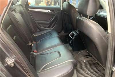 Audi A4 3.0TDI quattro 2014