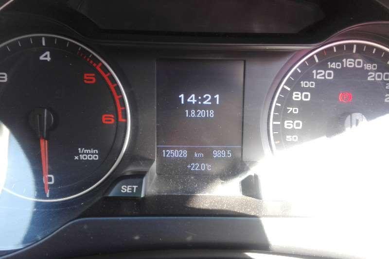 Audi A4 3.0TDI quattro tiptronic 2008