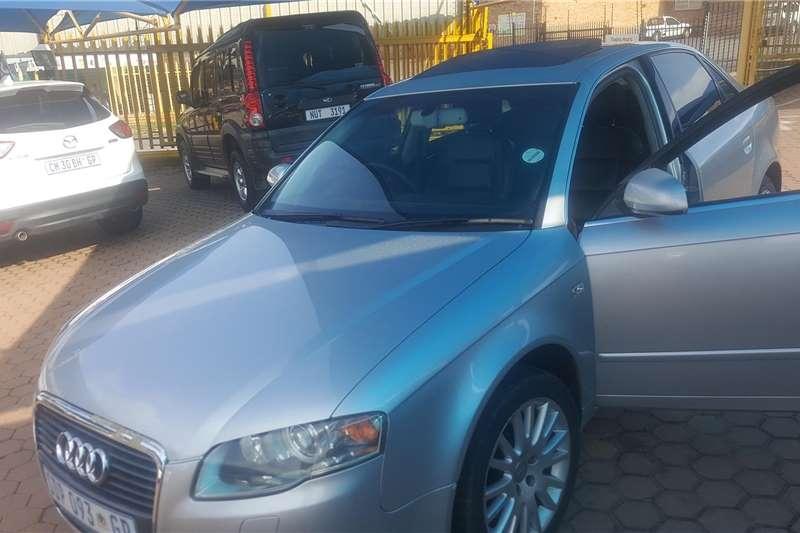 Audi A4 3.2 quattro tiptronic 2005