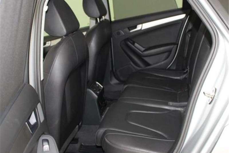 Audi A4 ALLROAD 2.0 TFSi QUATT S TRONIC 2014