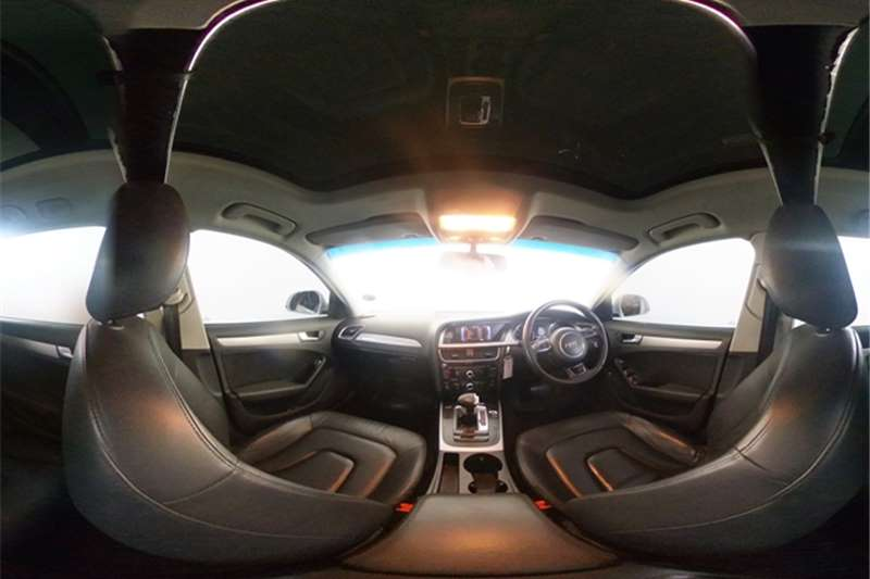 2013 Audi A4 A4 allroad quattro 2.0TDI
