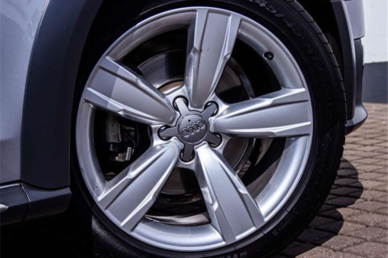 Audi A4 allroad quattro 2.0TDI 2016