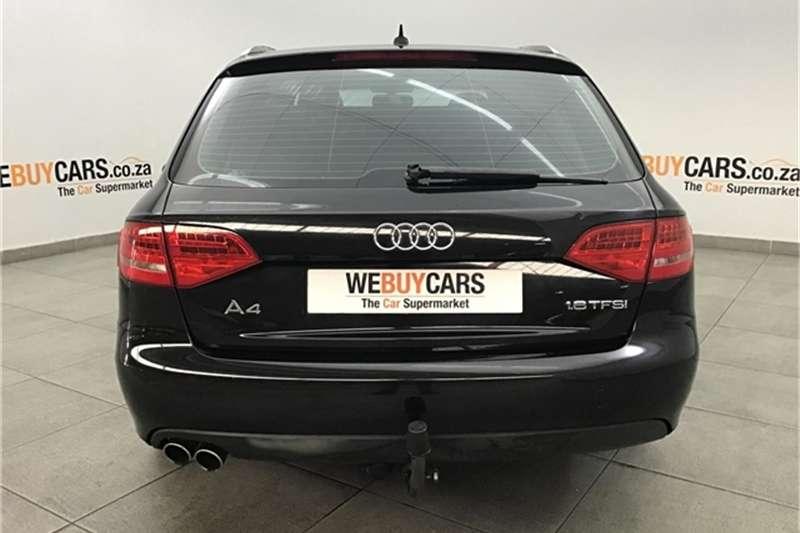 Audi A4 Avant 1.8T Ambition 2009