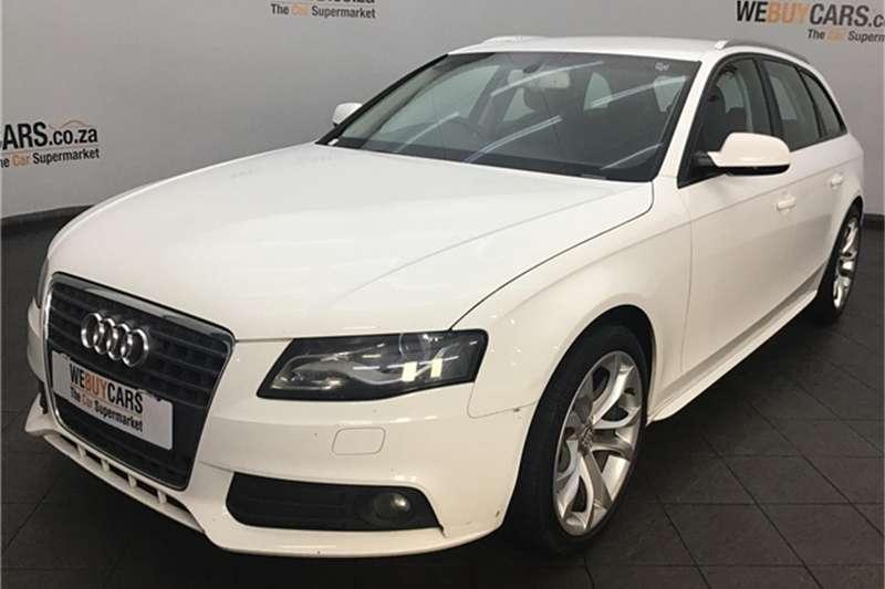 Audi A4 Avant 1.8T Ambition 2010