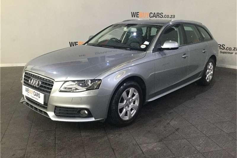 Audi A4 Avant 1.8T Ambition 2011