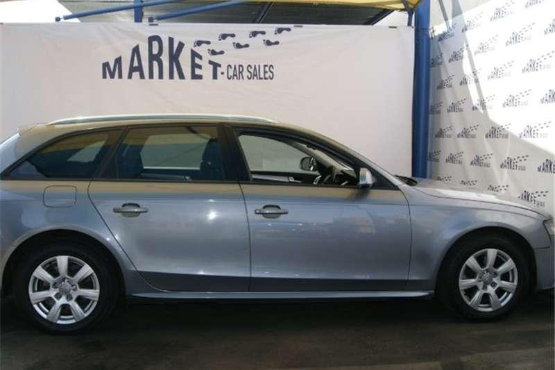 Audi A4 Avant 1.8T Ambition multitronic 2010