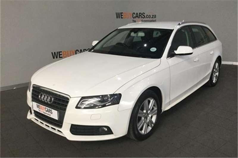 Audi A4 A4 Avant 1 8t Ambition Multitronic For Sale In Gauteng
