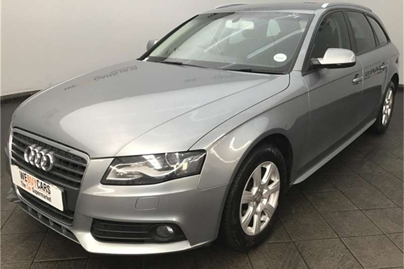 Audi A4 Avant 1.8T Ambition multitronic 2010